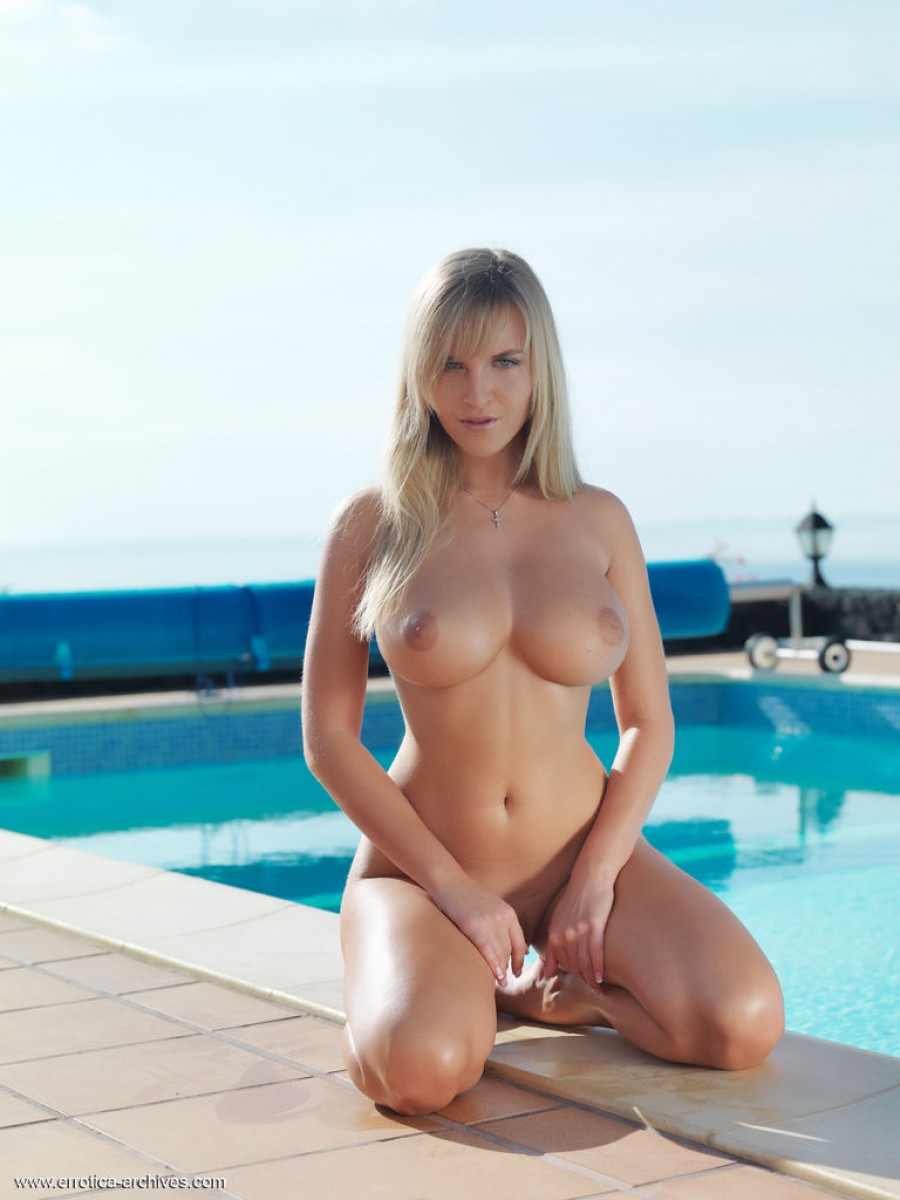Naked Babes Pool