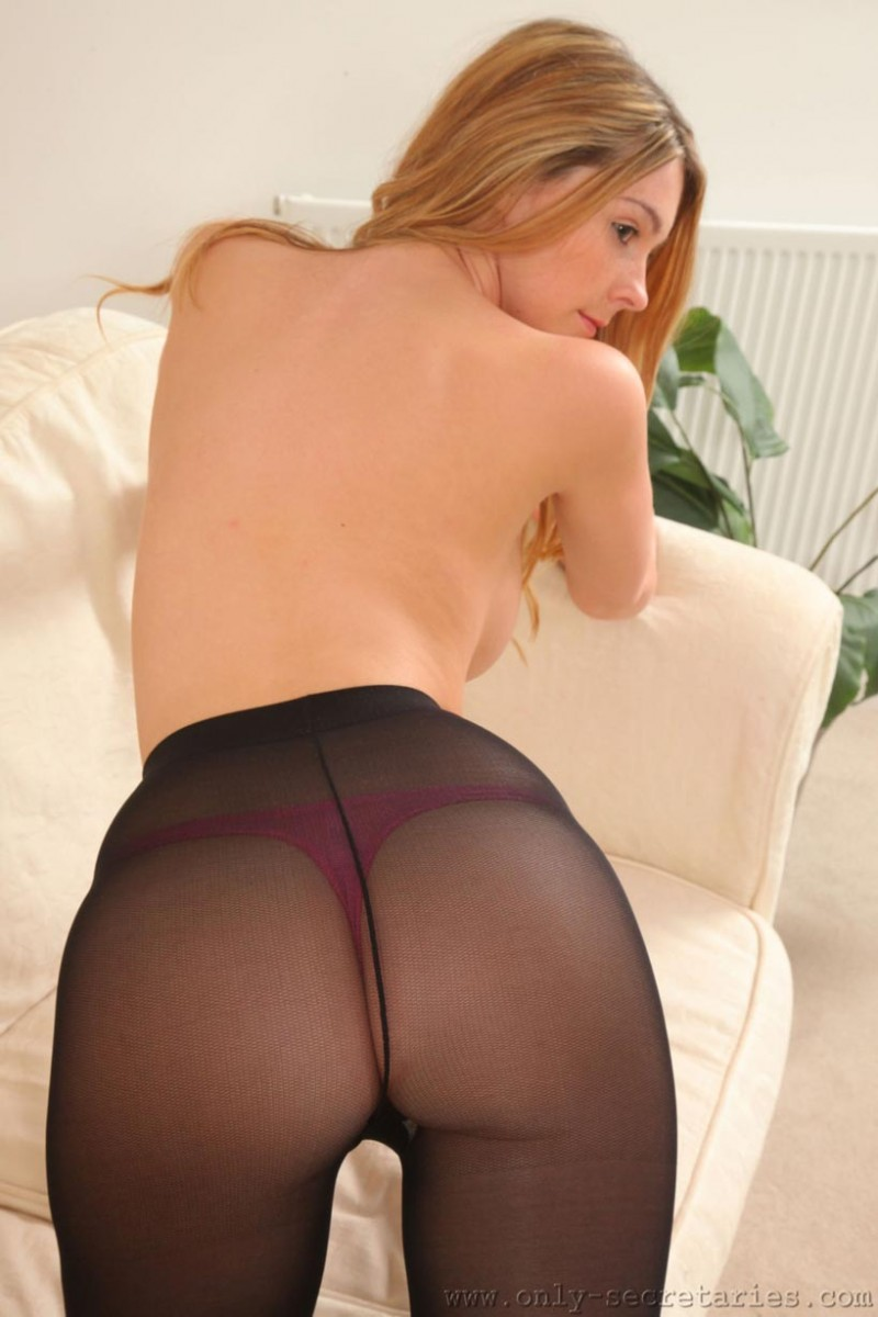 Lauren Chelsea Big Ass in Pantyhose