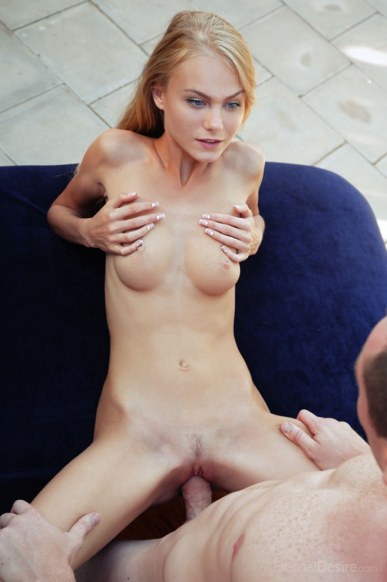 Young Blonde Fuck