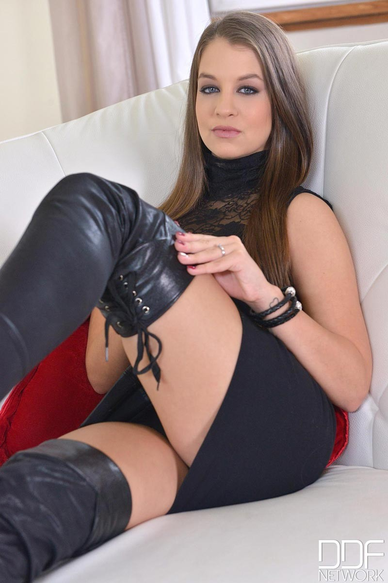 Angeline Brill Porn angelina brill banged in boots