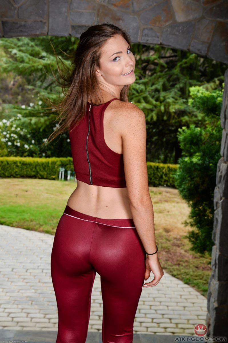 Shyla Ryder In Sexy Tight Pants-2572