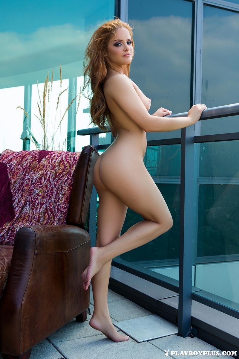 Hot Blonde Model Porn