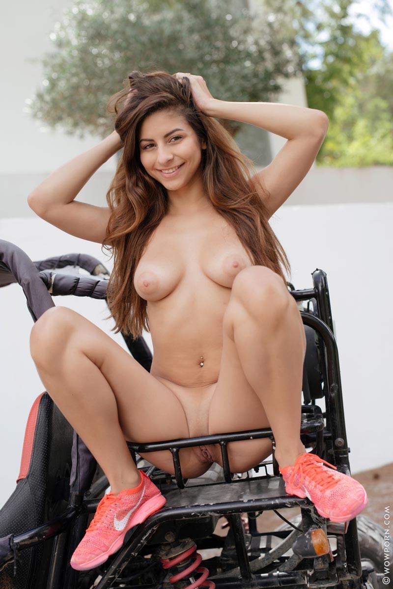 Nude Pink Teen