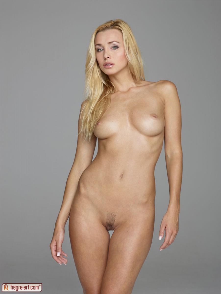 Girl Standing Up Naked