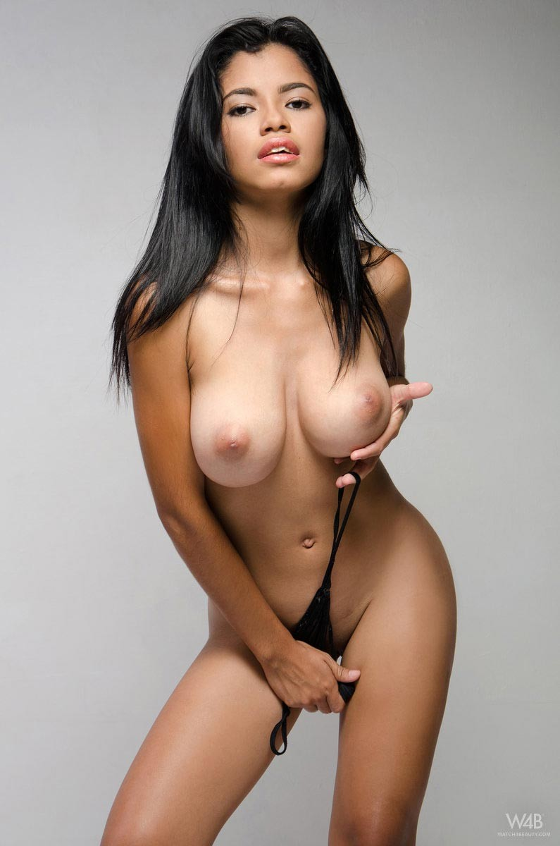 Busty Latina With A Perfect Body-5356