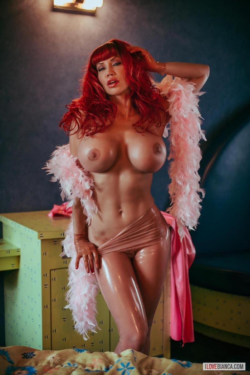 Bianca Beauchamp Naked In A Motel Room-4544