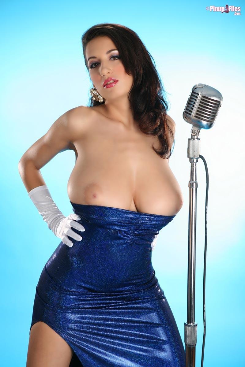 Jana Defi Perfect Busty Pinup-4575