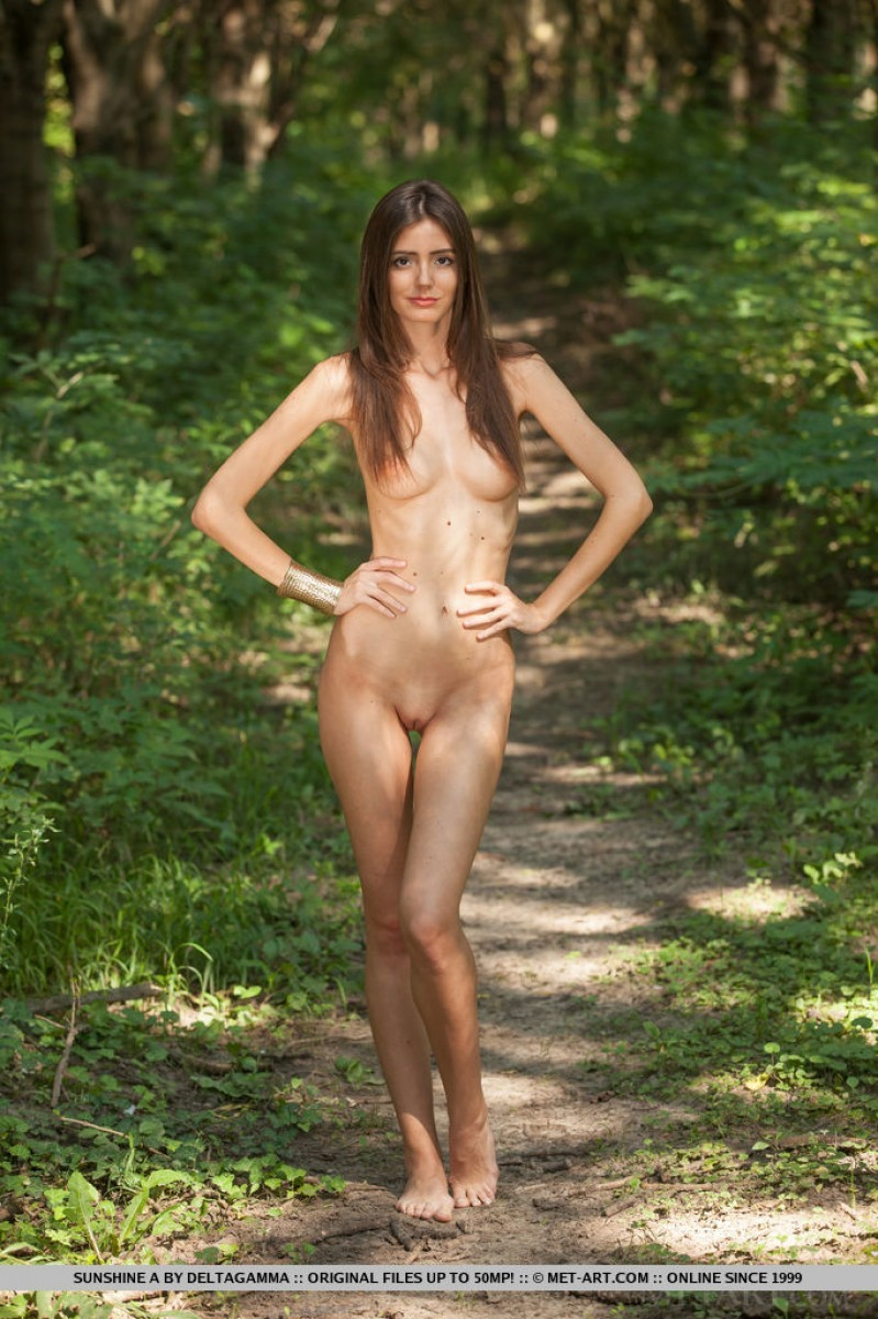 Nude Babes In The Woods