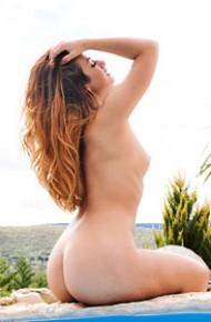 Epiphany Dring Poolside Bikini Strip