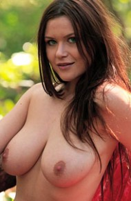 Marjana Horstmann Naked Forest Queen