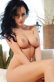 Lauren Woods Naked in Heels