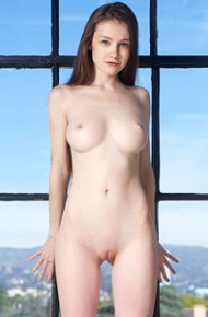 Emily Bloom Busty Pale Angel