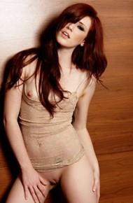 Elle Alexandra Hot Shower
