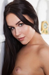 Stephie Love Smooth Dark Brunette