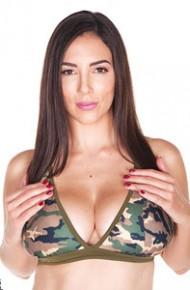 Jelena Jensen Camo Bikini