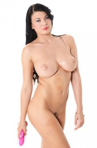 Lucy Li Horny and Oiled