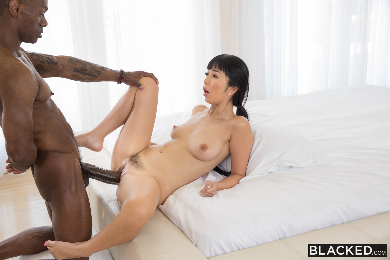 Marica Hase Interracial Action-6222
