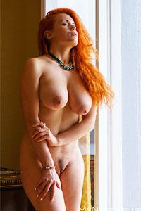 Lillith Von Titz Nude in Natural Light
