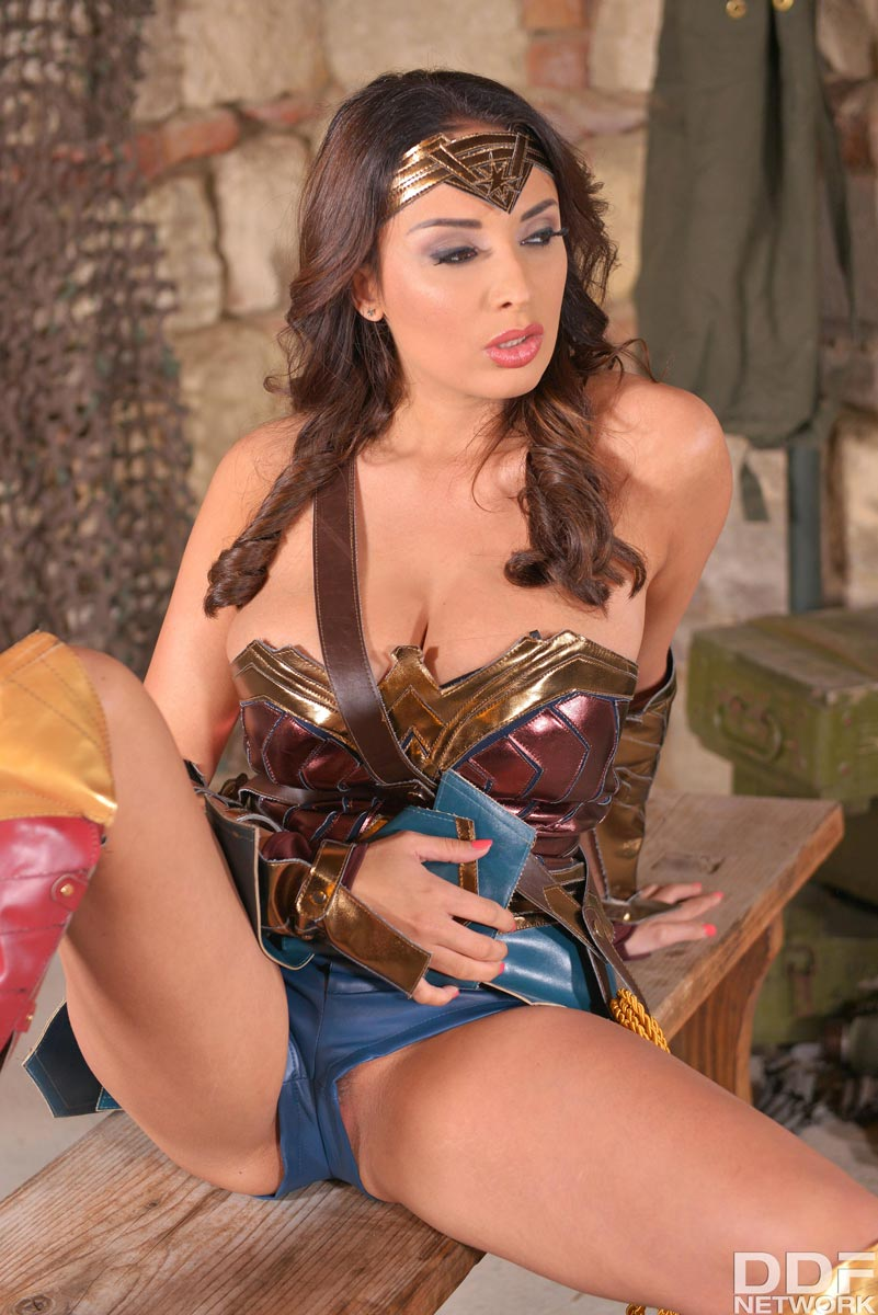 Anissa Kate Wonder Woman Porn