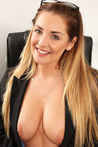 Daisy Watts Office Goddess