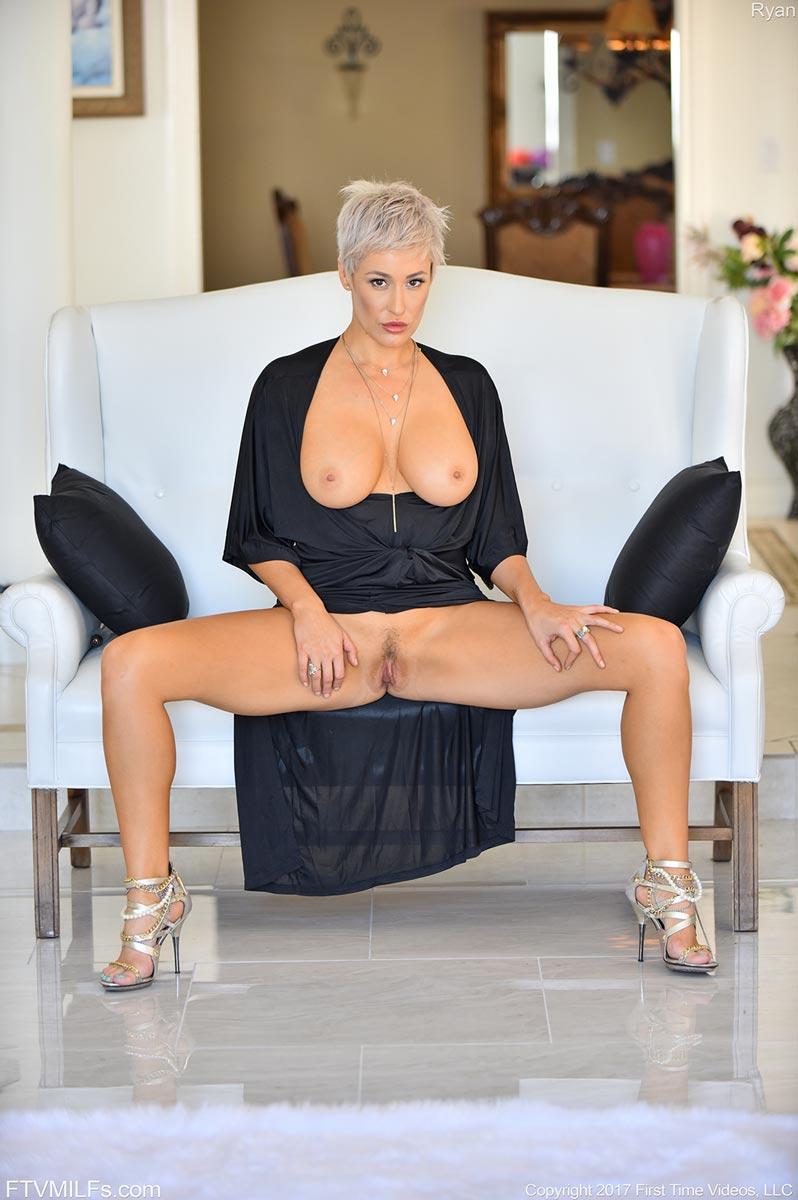Ryan Keely Sexy Black Dress