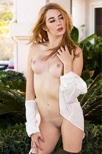 Ivy Jones White Shirt