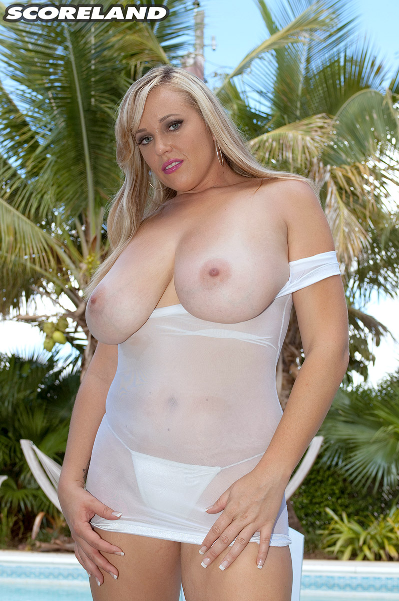 White porn stars with big butts