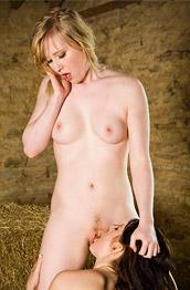 Samantha Bentley Lesbians on a Farm
