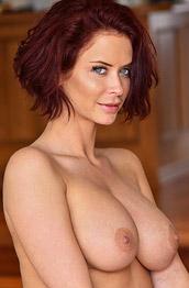 Emily Addison Lounging Naked and Alone