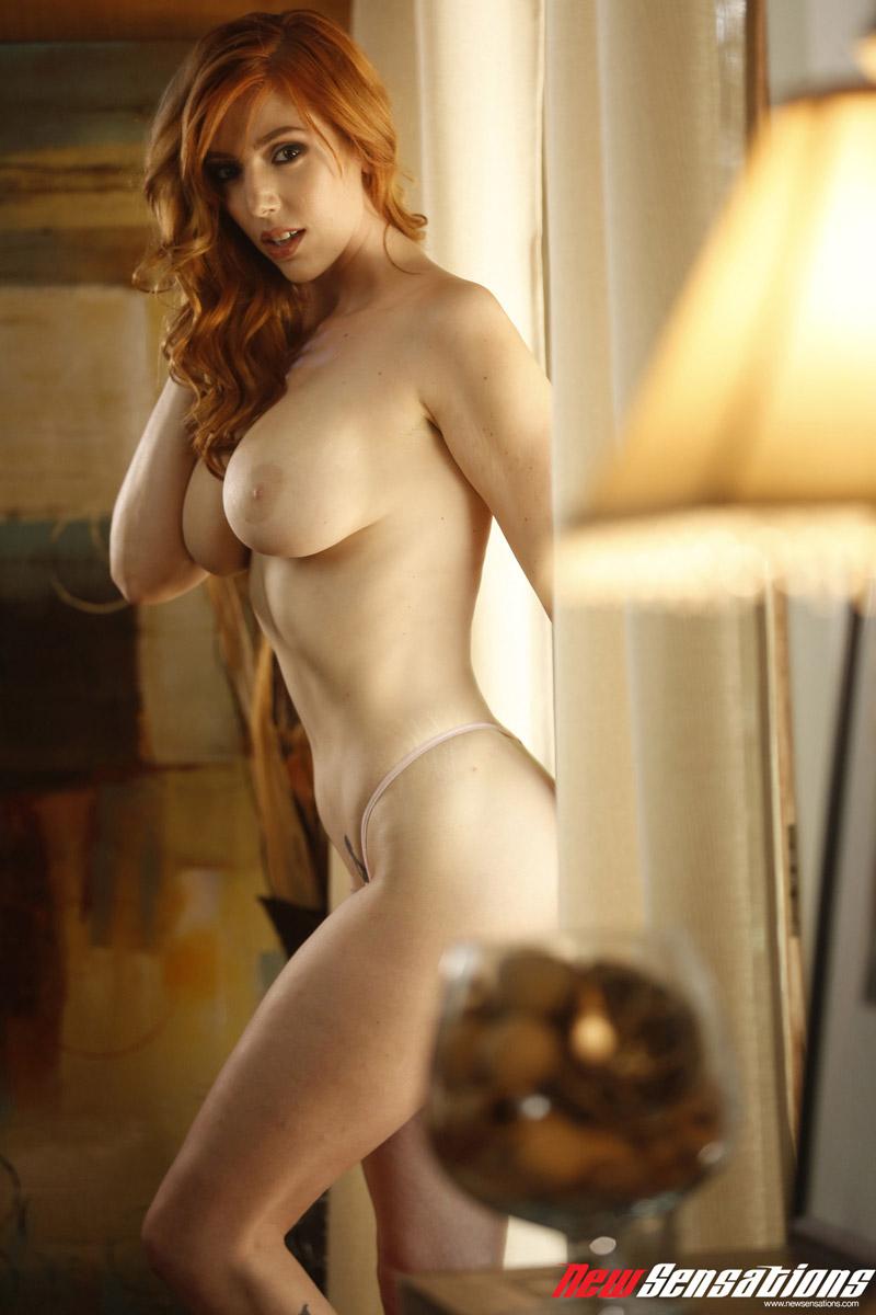 Short redhead sex