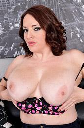 Maggie Green Milf in Black Panties