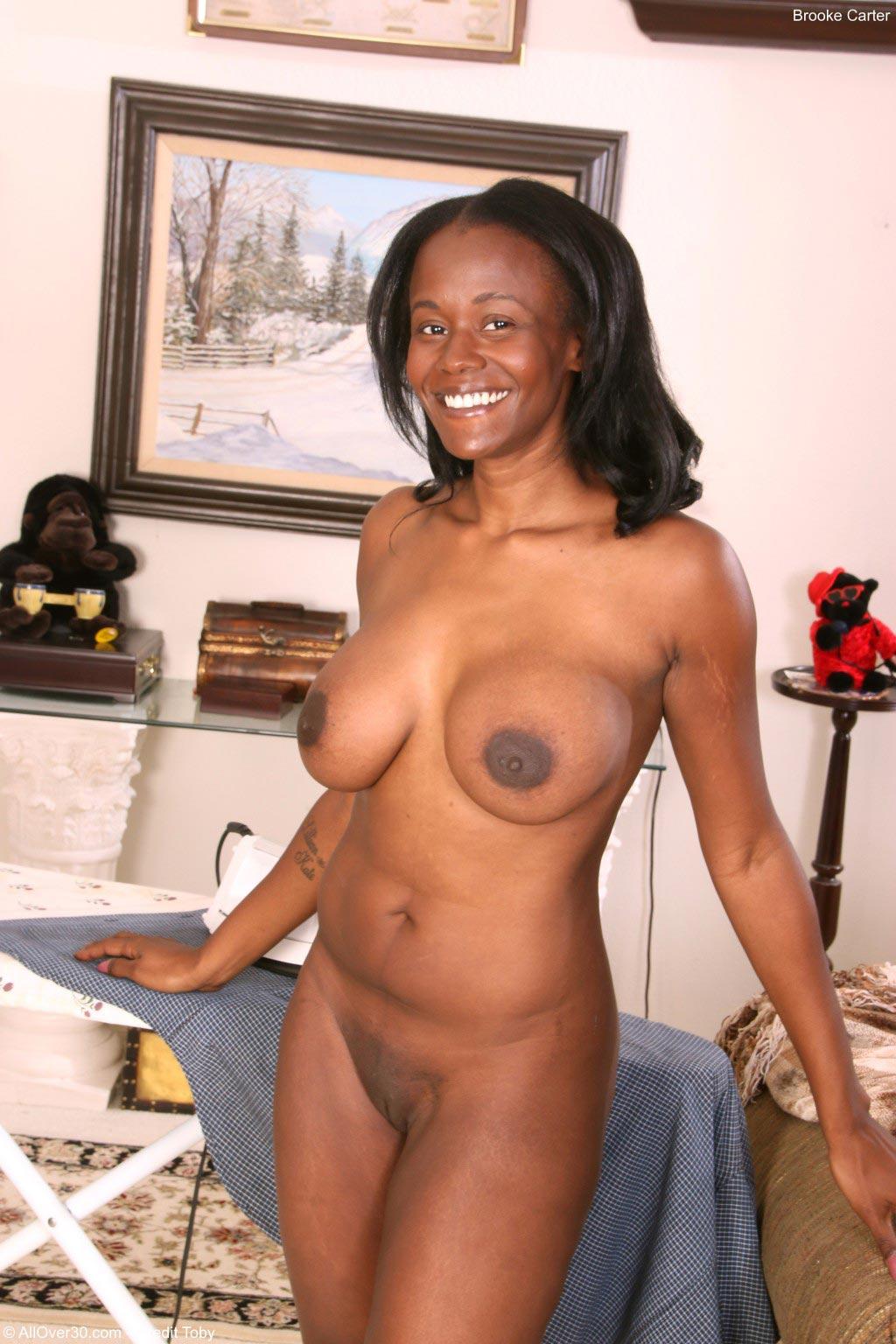 Naked Black Curvy Women