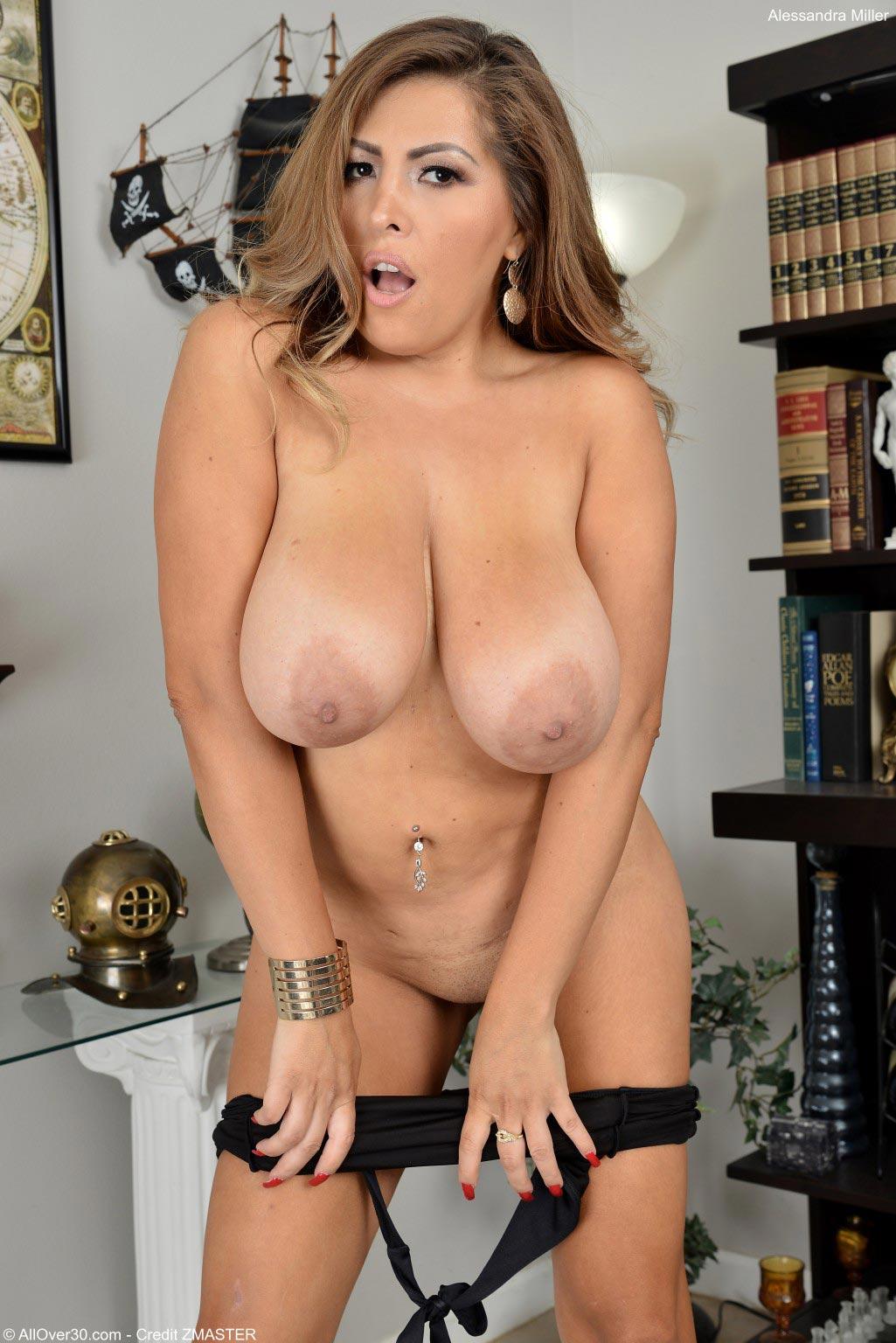 Alessandra Miller Freeones