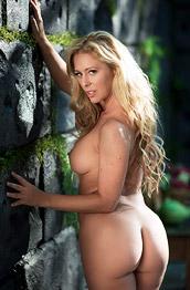 Cherie Deville Dreamy Busty Blonde in Heat