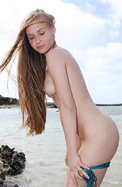 Angel B Bikini Babe in the Water