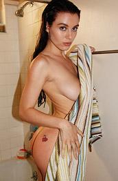 Lana Rhoades Nude Candid Session
