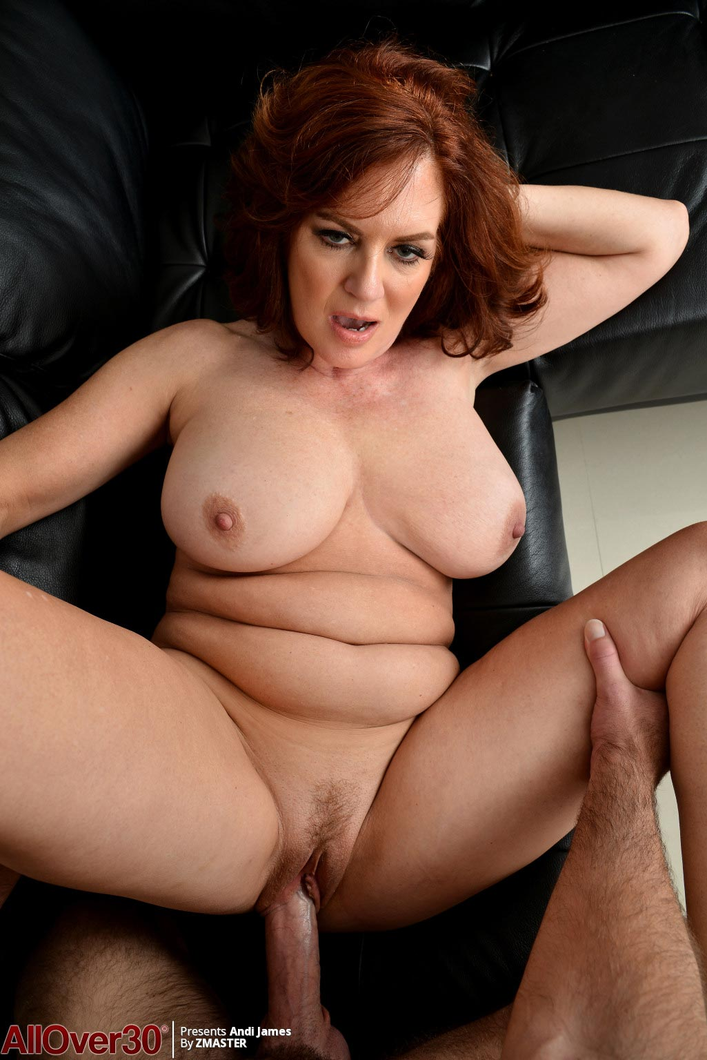 Red Milf Pussy
