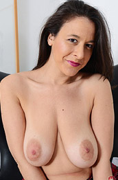 Sarah Gregory Hairy Wife Takes off her Uniform