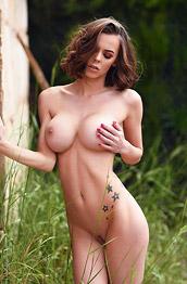 Jennifer Ann Naked Outdoors