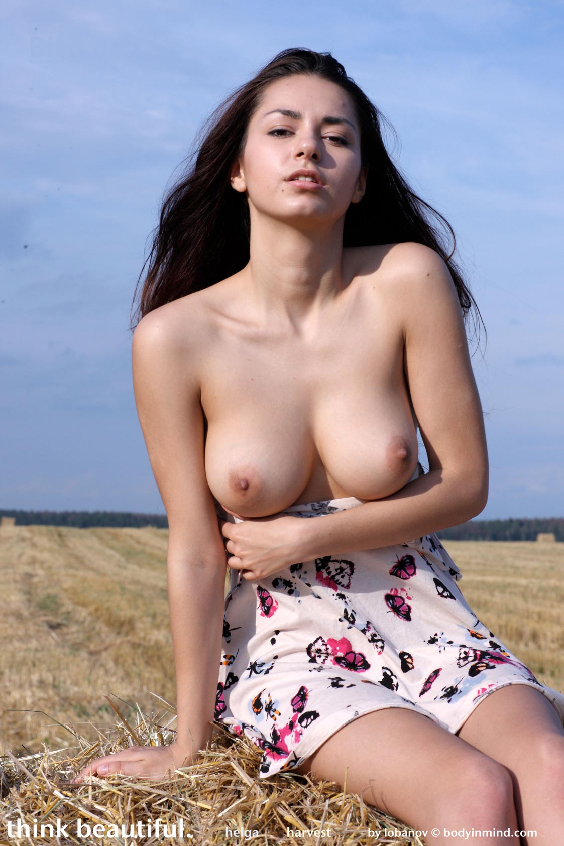 Apologise, but, helga lovekaty nude think, that