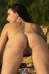 Jasmine Jazz Naked Fun in the Hot Sun