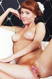 Brisa Naked Hairy Ginger