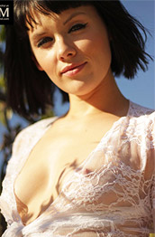 Mellisa Clarke Sheer Lace Outfit