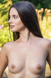 Jasmine Jazz Naked by the River