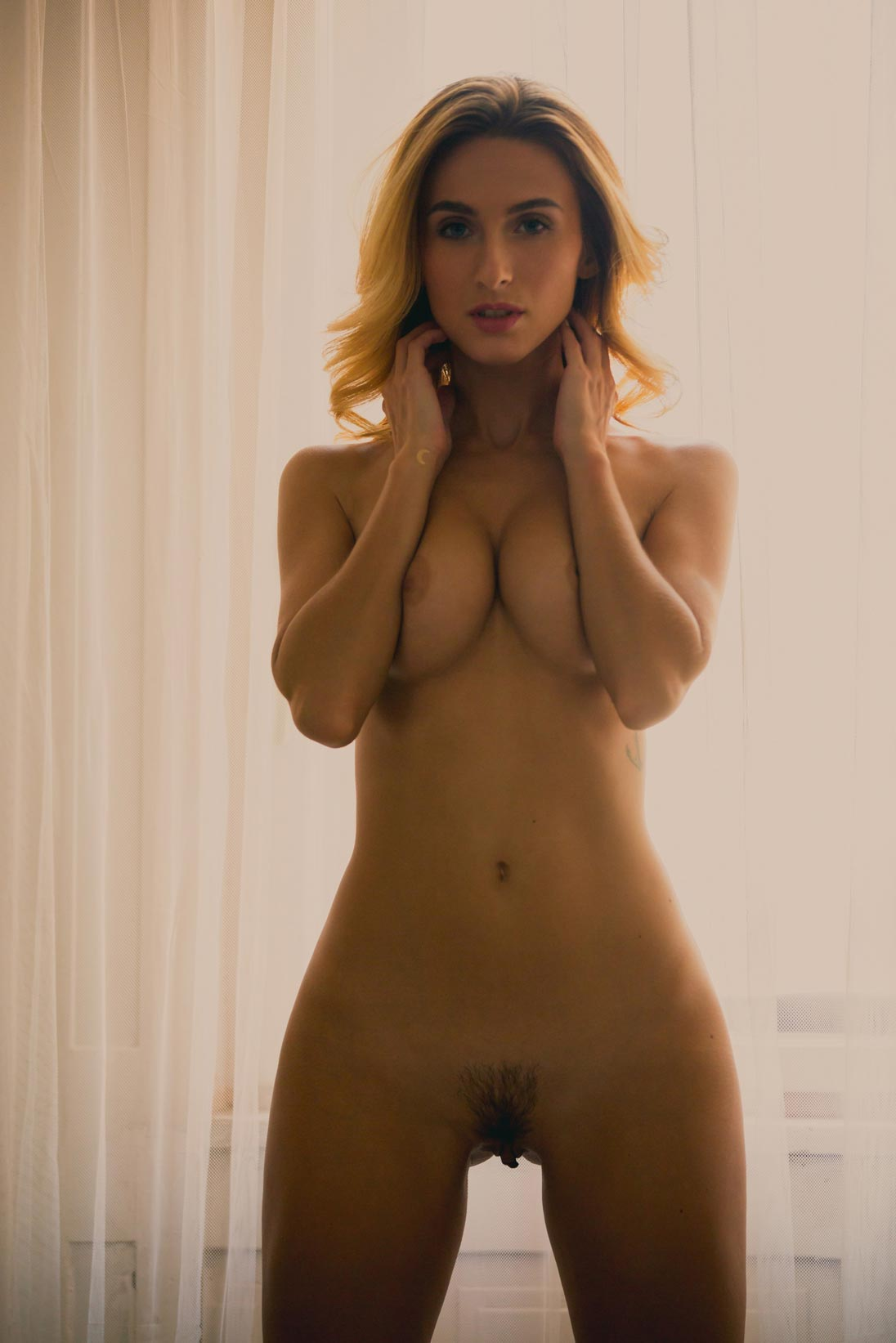Cara Mell Nude for Playboy