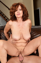 Andi James Milf Rides Young Cock