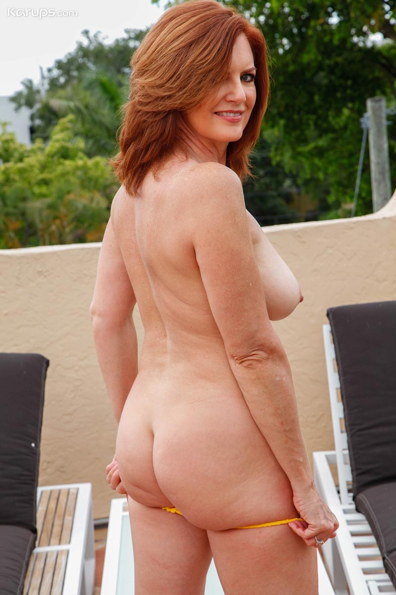 Andi James Curvy Nude Cougar-6965