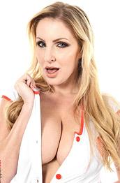 Georgie Lyall Sexy Nurse