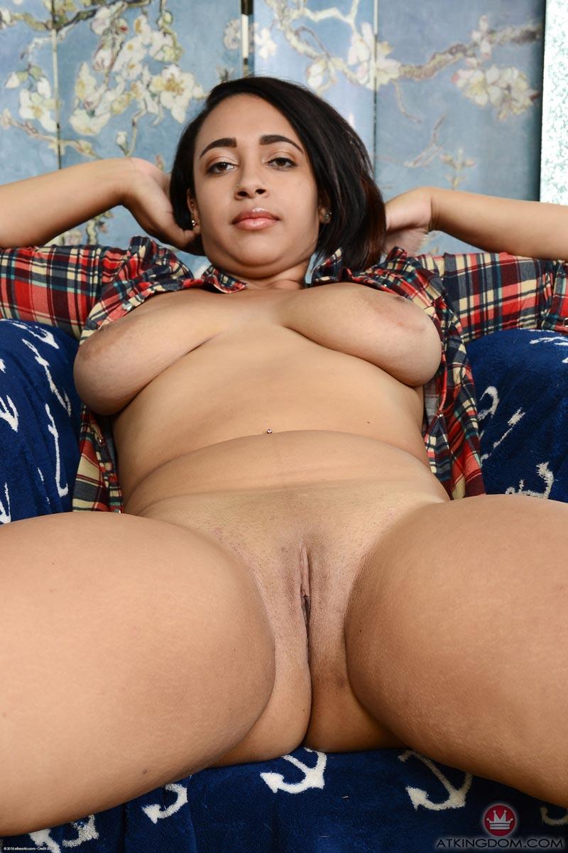 Emori Pleezer Busty Curvy Ebony-2957