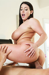 Angela White Fucked in the Bedroom